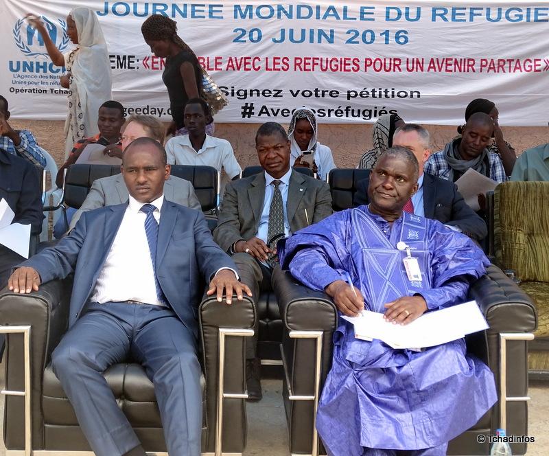 Tchad : Journée porte ouverte au bureau de l'Agence des Nations Unies pour les Réfugiés