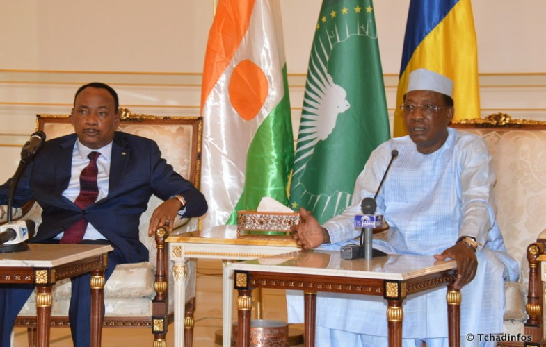 Sécurité: Déby, Issoufou et Boko-haram