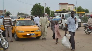Coronavirus: flambée des prix des taxis à N'Djamena