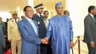 Afrique centrale: Idriss Déby désigné président en exercice de la CEMAC