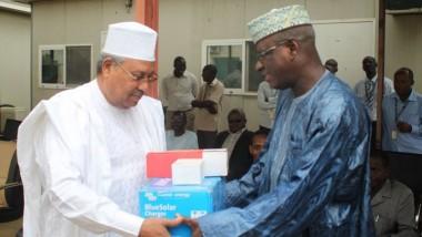 Médias : le PNUD fait un don d'équipements aux radios communautaires du Tchad