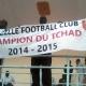 Sport : Gazelle Fc reconnu champion du Tchad pour la Saison 2014-2015