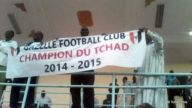 Gazelle FC de nouveau reconnu champion par la fédération tchadienne de football