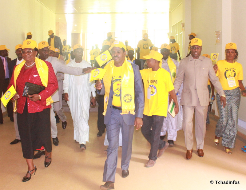 Tchad : le Parti communiste chinois aide à la formation des jeunes cadres du MPS