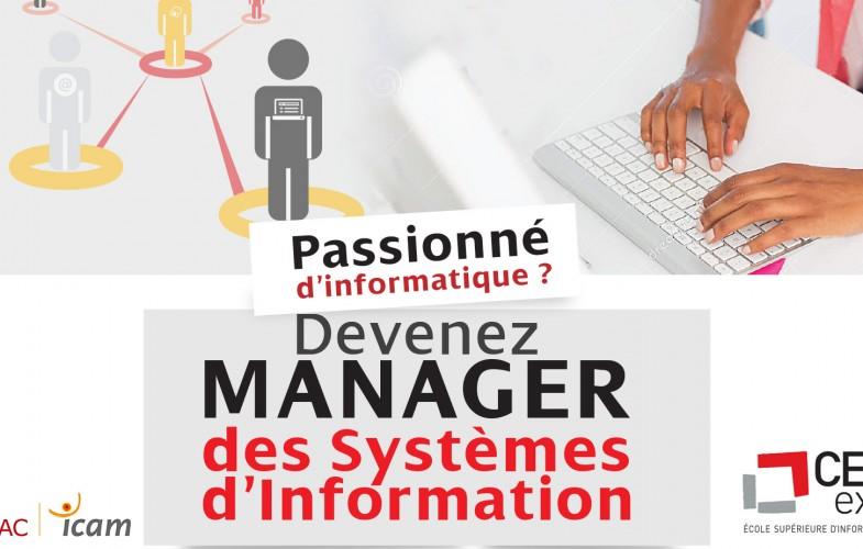 Formation : l'Institut Ucac-Icam recrute des étudiants en Management des systèmes d'information