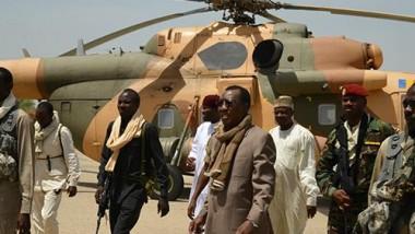 Sécurité : le président Deby encourage les forces armées engagées contre Boko Haram dans la région du Lac
