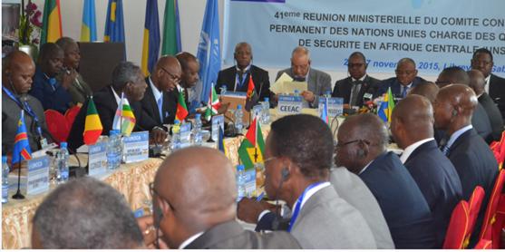 UNSAC : Bangui accueille la 42e réunion ministérielle sur les questions de sécurité du 6 au 10 juin
