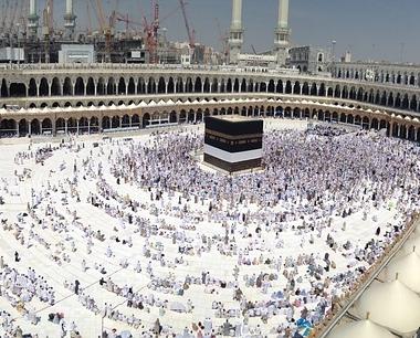Religions : début du pèlerinage à La Mecque