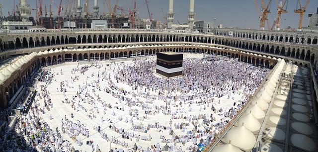 La fête du sacrifice débute sans incident à la Mecque
