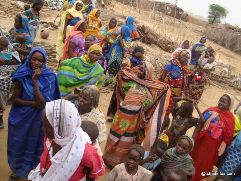 Lac Tchad : 5831 individus poussés à quitter leurs domiciles