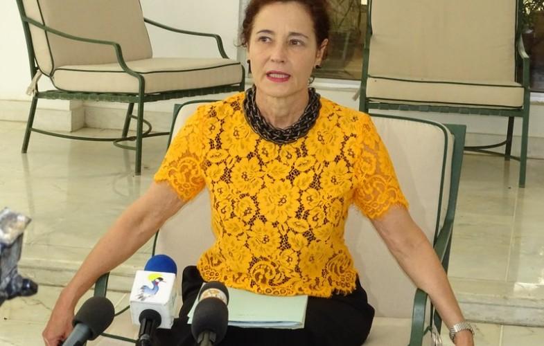 Coopération: Mme Evelyne Decorps s'apprête à quitter le Tchad