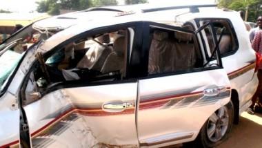 Sécurité routière : les accidents de circulation tuent en moyenne 2 698 personnes par an au Tchad