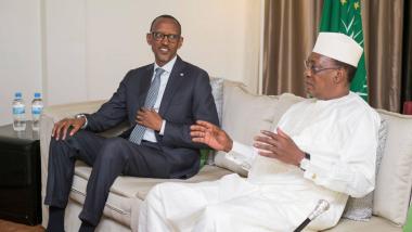 UA-Sommet : le président Idriss Deby Itno souhaite la création d'un fonds spécial contre le terrorisme