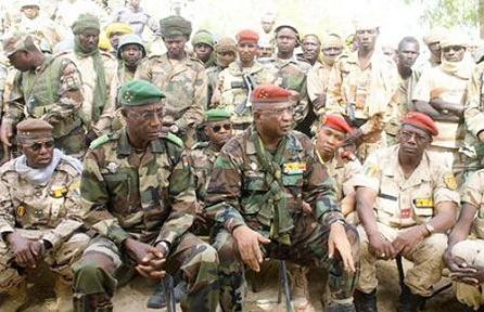 Première réunion à Diffa des chefs des armées des pays du Lac Tchad