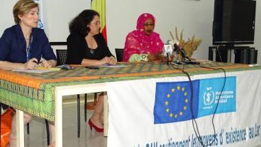 Tchad : l'UE et PAM viennent en aide aux communautés dans la zone du lac