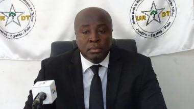 Eric Kamougué lance son parti (URDT)