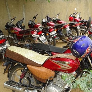 Vol des motos: les femmes s'y mettent