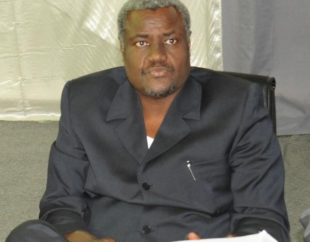 """""""Le Tchad souhaite un renforcement du soutien chinois à l'Afrique en matière de paix et de sécurité"""" Moussa Faki"""