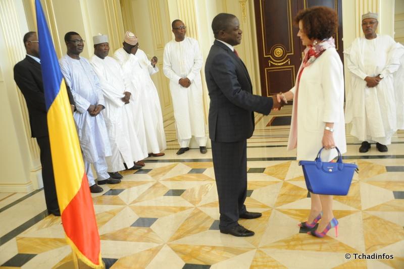 Aid El-fitr : le PM a reçu les vœux des membres des Corps constitués