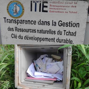Les bureaux de l'ITIE cambriolés, plus de 16 millions envolés