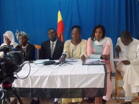 G5 Sahel: des jeunes font la restitution des travaux de la rencontre