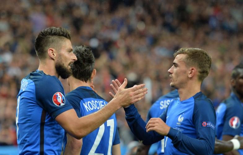 L'attaquant français Antoine Griezmann désigné Meilleur joueur de l'Euro 2016 par l'UEFA