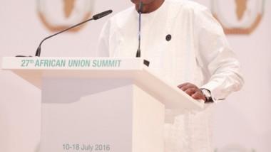 Gabon : Idriss Deby Président en excercice de l'UA prend acte de la décision de la Cour Constitutionnelle
