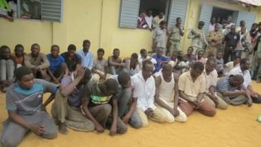 Tchad : un réseau de voleurs opérants à N'Djamena et Mongo démantelé