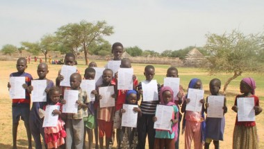 L'UNICEF et l'UE dotent les enfants du Batha d'actes de naissance