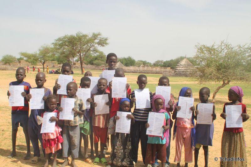 Société : l'acte de naissance, un document incontournable mais négligé par les Tchadiens