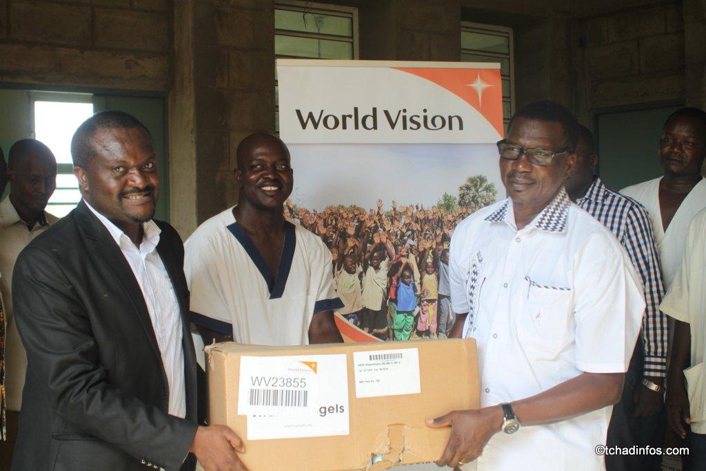 World Vision dote l'hôpital Le Bon Samaritain de 50 matelas et 800.000 capsules de vitamine A