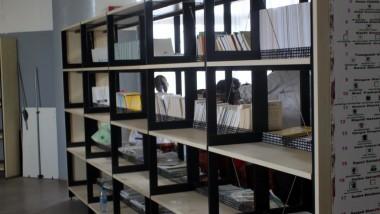 Culture: les rayons de la bibliothèque nationale sont vidés