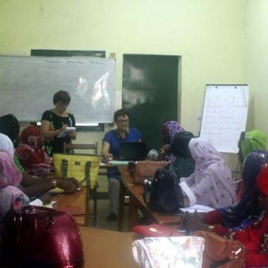 Santé : les sages-femmes et agents de santé bénéficient d'une formation en planning familial