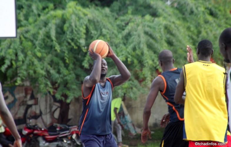Sport: le tournoi de basketball, la renaissance est lancée