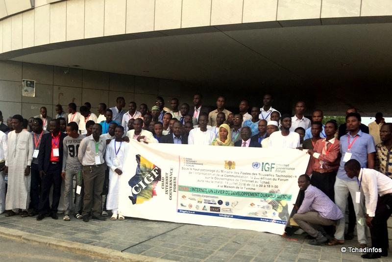 Le CIGF tient la 2ème édition du Forum sur la gouvernance de l'Internet au Tchad