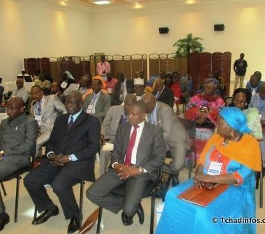 Le séminaire international de l'ITIE se tient à N'Djaména
