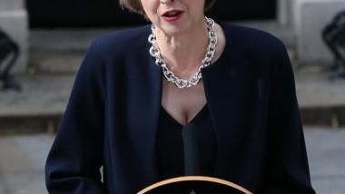 La Première ministre britannique Theresa May annonce l'ouverture prochaine d'une ambassade au Tchad