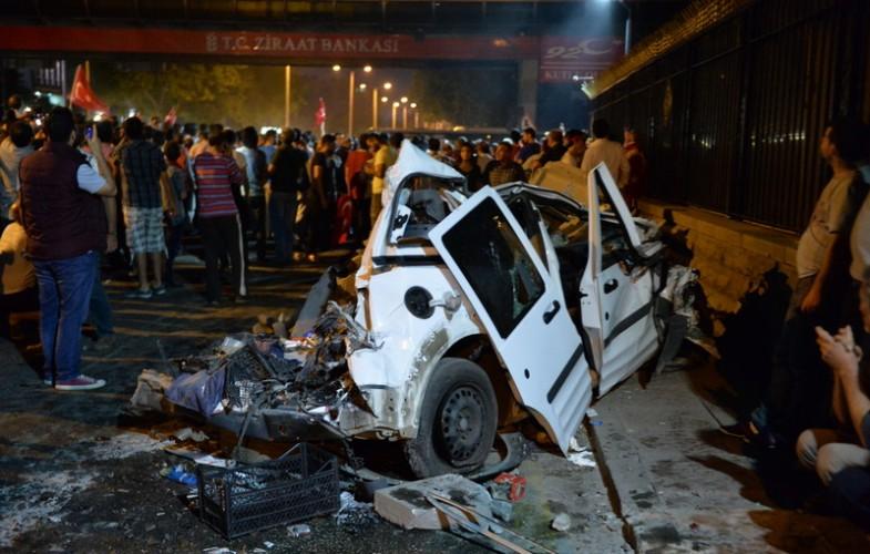 """""""Le gouvernement turc est aux commandes après la tentative de putsch"""" Recep Tayyip Erdogan"""