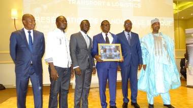 Le nouveau directeur général de Bolloré Transport & Logistics installé à N'Djamena