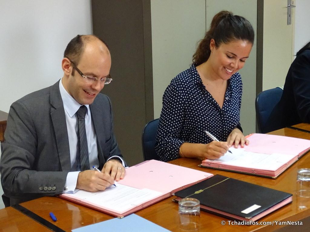 Sécurité alimentaire : la France alloue un financement de 819 millions de FCFA au Tchad
