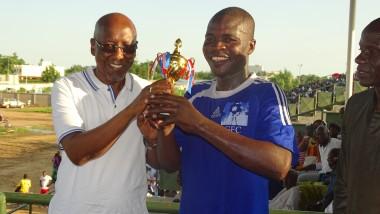 Gabalna FC champion du tournoi des vétérans