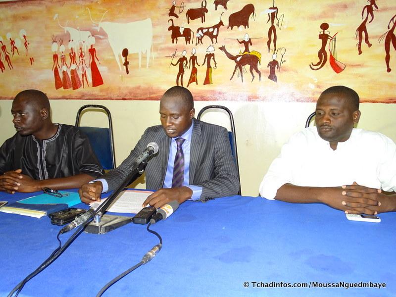 3 membres du bureau exécutif du conseil consultatif des jeunes du Tchad démissionnent