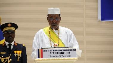 Tchad : les priorités du nouveau quinquennat de Deby portent sur la société, le développement et l'économie