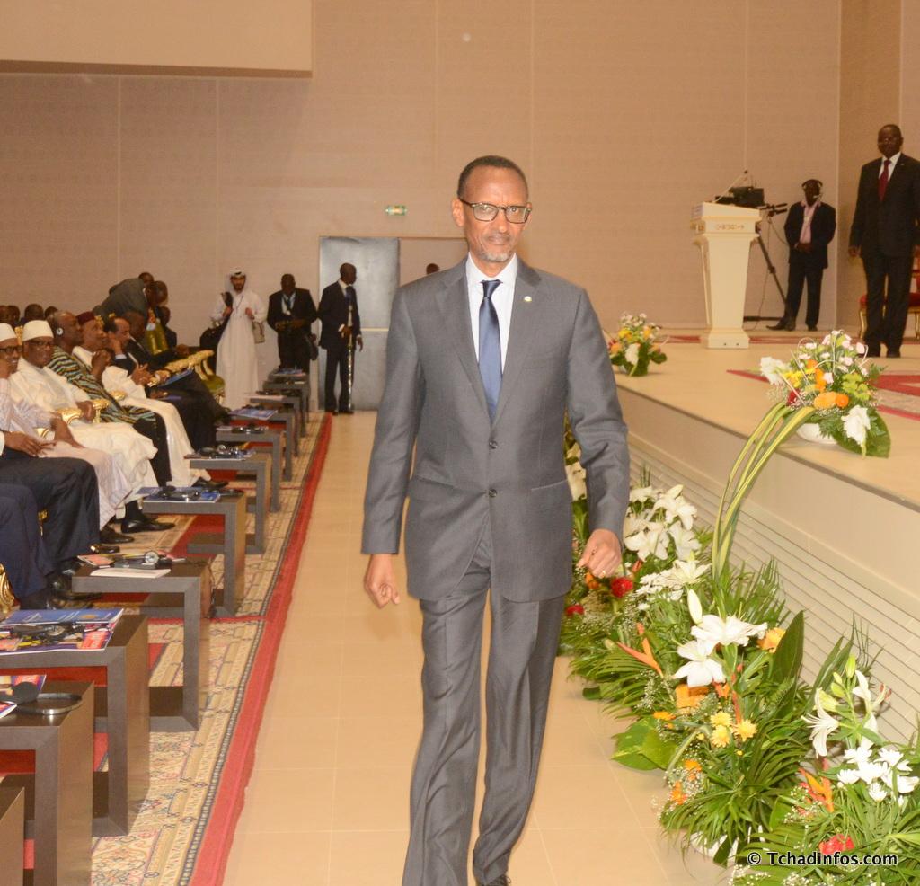 Le Rwanda réintègre officiellement la CEEAC