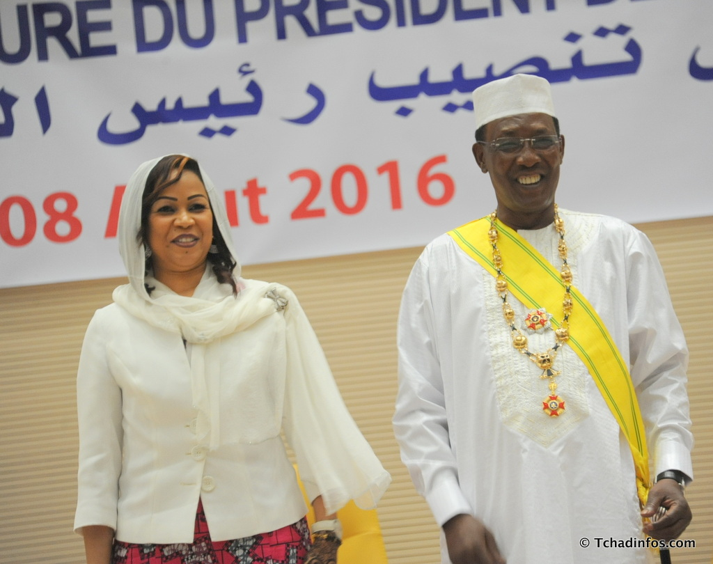 Tchad : la Première Dame a reçu les artistes mécontents de leur traitement au gala de l'investiture