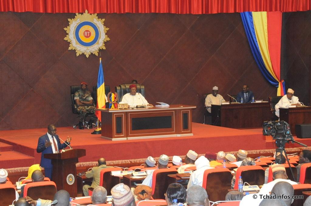 Tchad: 244 milliards F CFA de déficit dans le budget général de l'Etat 2017