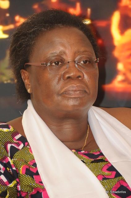 """""""Au Tchad, 69% des femmes âgées de 20 à 49 ans ont été mariées avant l'âge de 18 ans"""" Ngarmbatina Carmel Sou IV"""