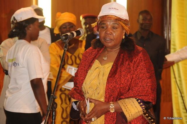 Tchad :  voici quatre déclarations de Haoua Outman Djamé à retenir