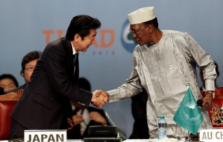 Le Japon promet à l'Afrique une enveloppe de 30 milliards $ sur 3 ans