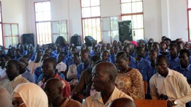 Le CTAP forme 392 jeunes des 10 arrondissements de la commune de N'Djamena